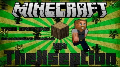 Minecraft FTB Tree Breeding Tutorial Grandidier's Boabab