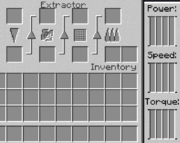 Interface extractor