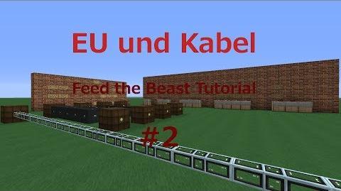 EU und Kabel Feed the Beast Ultimate Tutorial 2 (Minecraft) Deutsch HD