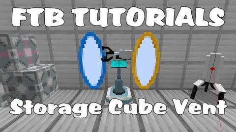 Feed The Beast Tutorials - Weighted Storage Cube Vent  sc 1 st  Feed The Beast Wiki - Fandom & Weighted Storage Cube Vent   Feed The Beast Wiki   FANDOM powered by ...