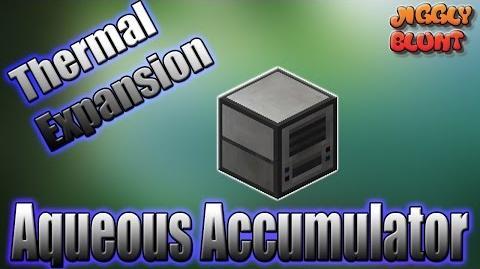 Aqueous Accumulator | Feed The Beast Wiki | FANDOM powered by Wikia