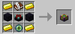 how to make a enchantment table in minecraft