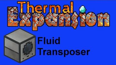 Fluid Transposer Tutorial Thermal Expansion