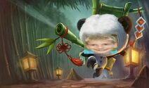 Panda teemo by zerons-d53o04e