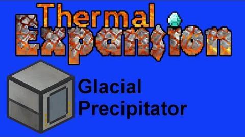 Glacial Precipitator Tutorial Thermal Expansion