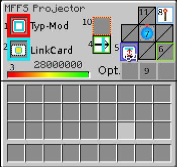 MFFS Projector | Feed The Beast Wiki | FANDOM powered by Wikia