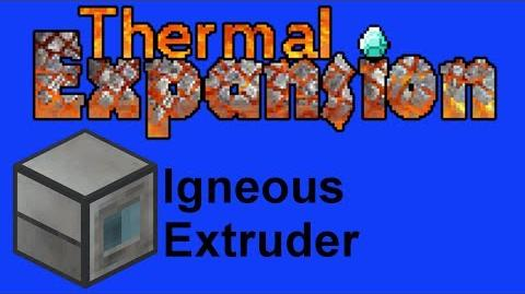 Igneous Extruder Tutorial Thermal Expansion