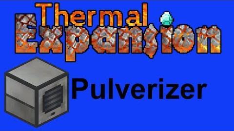 Pulverizer Tutorial Thermal Expansion