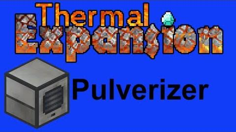 Pulverizer