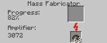Mass Fabricator Scrap