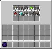 Miner's Backpack