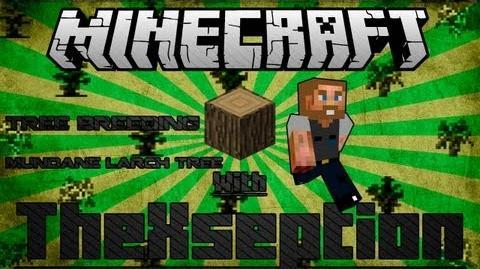 Minecraft FTB Tree Breeding Tutorial Mundane Larch