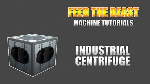Feed The Beast Machine Tutorials Industrial Centrifuge