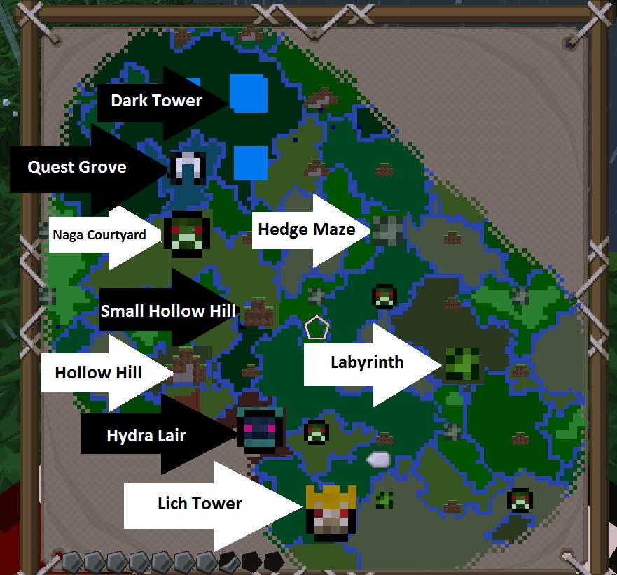 Magic Map | Feed The Beast Wiki | FANDOM powered by Wikia