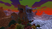 MystCraftExtraBiomesXL Sunset