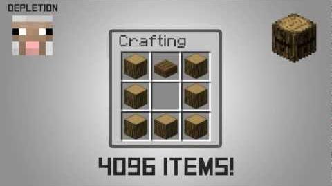 Minecraft Tutorial Barrels (Factorization)