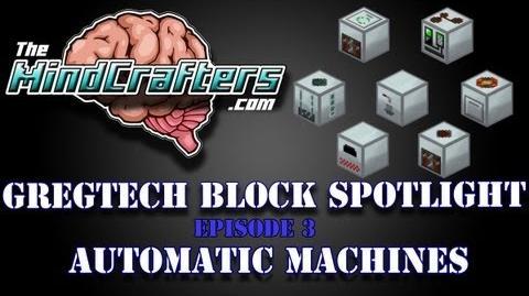 Automatic Macerator