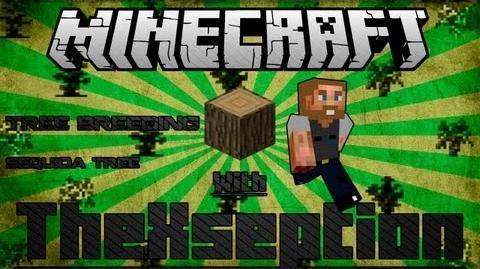 Minecraft FTB Tree Breeding Tutorial Sequoia