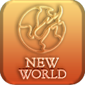 MainPage Button New World