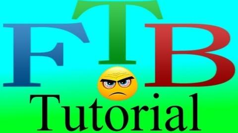 FTB Feed The Beast Tutorial Guide - Portal Gun, How To Make and Use and Cool Tips