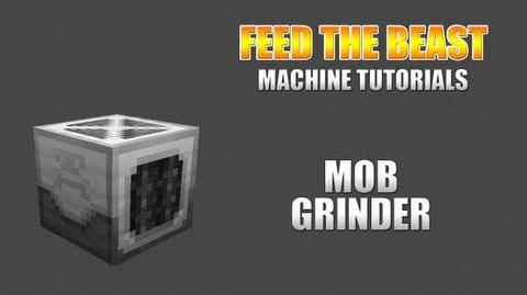 Feed The Beast -- Machine Tutorials -- Grinder