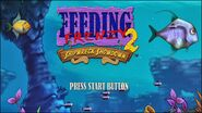 Feeding Frenzy 2 titlescreen
