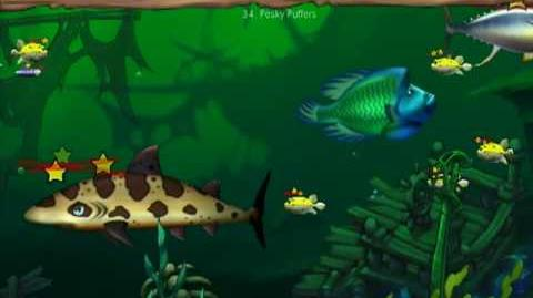 Let's Play Feeding Frenzy 2 - 10 - Levels 33-36 (No Commentary)