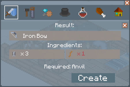 File:Iron Bow - Creation Screen.png