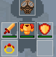 Red Ring Equipped