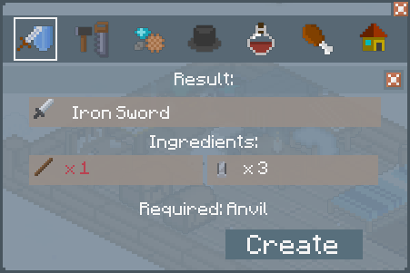 File:Iron Sword - Creation Screen.png