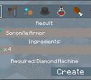 Soronite Armor