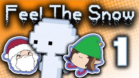 Feel The Snow- Chilly Willie - PART 1 - Game Grumps
