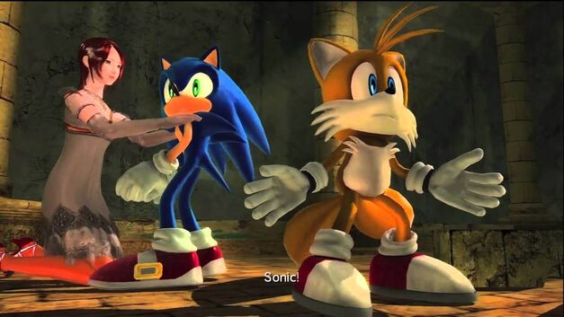 Sonic 06 Terrible Tails