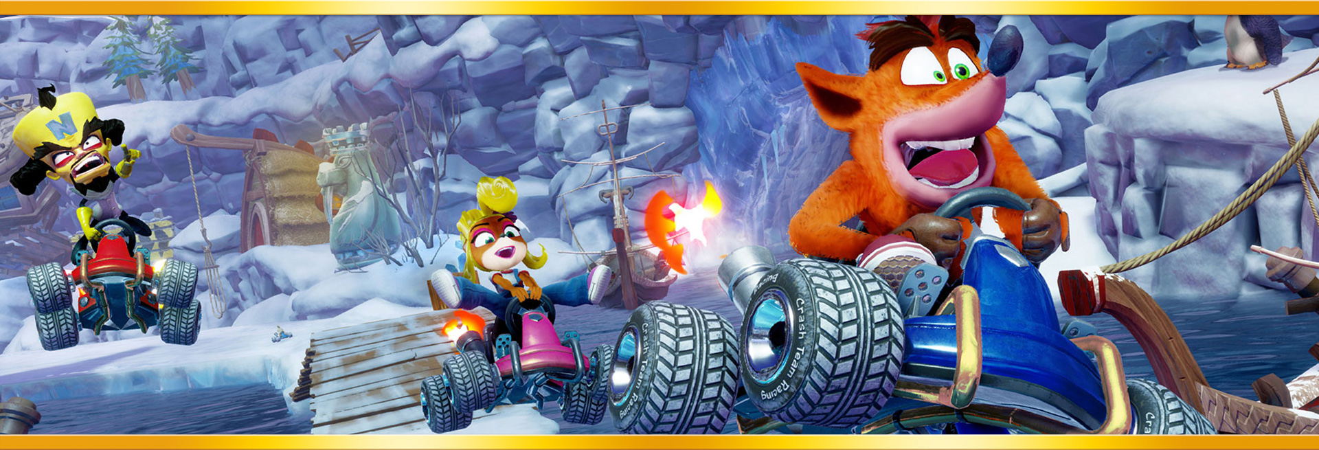 What's New with 'Crash Team Racing: Nitro-Fueled'? | FANDOM