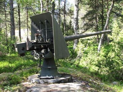 57 mm 58 caliber Hotchkiss Kuivasaari