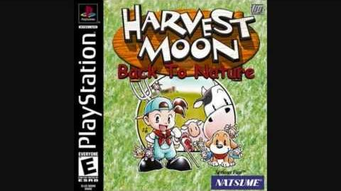 Harvest Moon Back to Nature Festival 1 fun Theme Song
