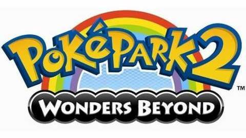 Cove Area - Seasong Beach - PokéPark 2 Wonders Beyond Music Extended