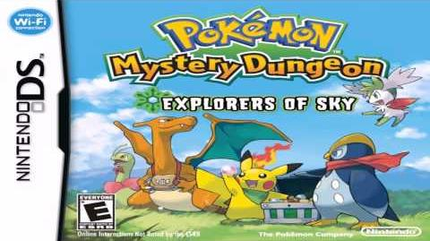 Pokemon Mystery Dungeon 2 - Treasure Town Music EXTENDED