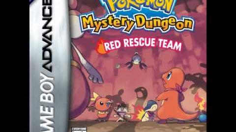 Pokémon- Mystery Dungeon Red Rescue Team- Great Canyon- Music