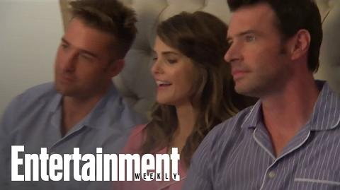 Felicity EW Reunions Entertainment Weekly