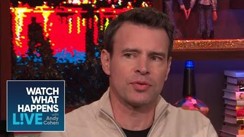 Scott Foley Calls Tyra Banks Worst On-Screen Kiss WWHL