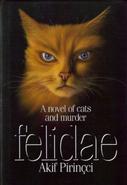 Felidae English Book Cover