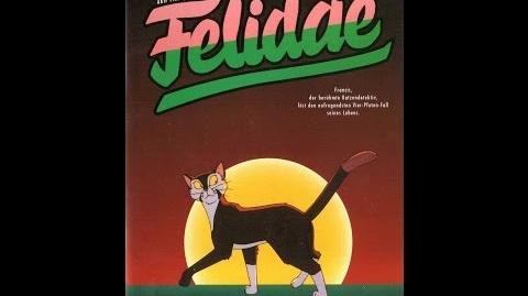 Felidae (1994) — German Audio with English Subtitles (Closed Captioning) FULL MOVIE