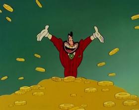 Bet a Billion Bill-character
