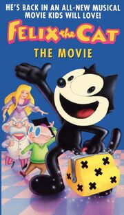 Felix the Cat- The Movie (1988)