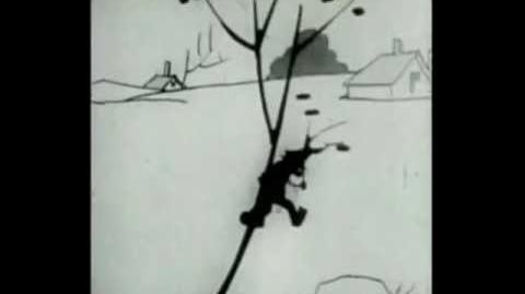 Felix the Cat - 1924 - Felix Dopes It Out