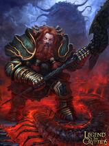 Valdic 'Firebeard' Deepdriller