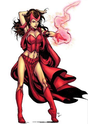 Scarlet Witch Female Superheroes Wiki Fandom