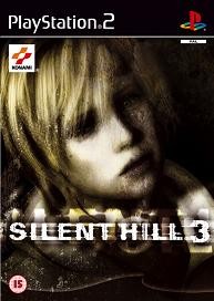 SilentHill3Cover