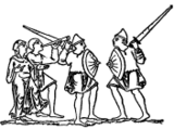 Английская школа фехтования